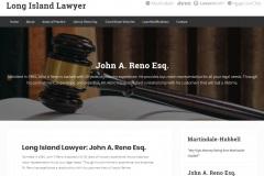 John A. Reno Esq.