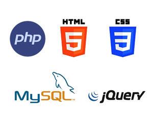 HTML, HTML5, CSS, jQuery, Ajax