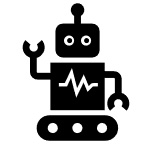Search Engine Robot Icon
